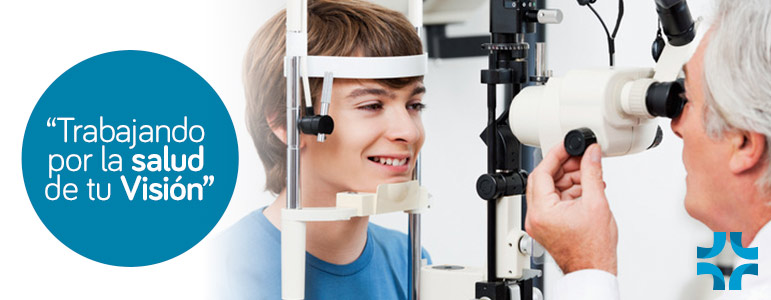 oftalmologia en archena